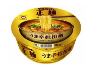 マルちゃん正麺 カップ うま辛担々麺