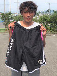平石選手パンツ