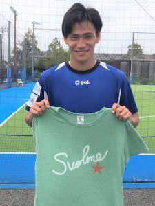 土井選手Tシャツ